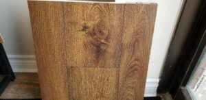 "10mm laminate 7-1/2"" wide made in Europe, Pisces Oak – 2227sf available"