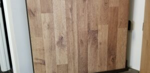 "Krono European 8mm square edge laminate Wasabi Oak 8mm x 8"" x 50-1/2"" AC3, E1 – 2485sf available"